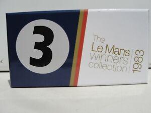 SLOT.IT PORSCHE LE  MANS WINNER 1983 #3 CW24 LE 1:32 SLOT BNIB LATEST OUT