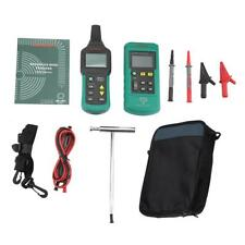 MS6818 12V-400V AC/DC Wire Cable Locator Metal Pipe Detector Tester