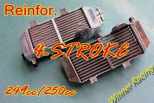 Reinforcement Aluminum Alloy Radiator DirtBike HONDA CRF250R 4-STROKE 2010-2013