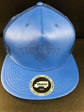 Trukfit NWT Blue Trucker Prototype Sample Snapback Hat