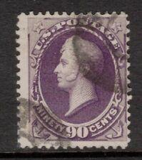 US 1887 90c Purple; Scott 218; Used