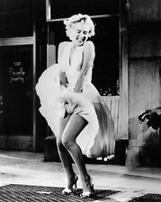 """New 8x10 Photo: Marilyn Monroe in """"Seven Year Itch"""", Famous White Dress Scene"""