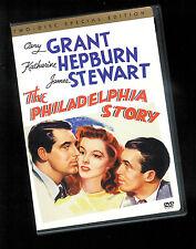 PHILADELPHIA STORY (2 dvd Spec Ed) KATE HEPBURN CARY GRANT JAMES STEWAT n/MT