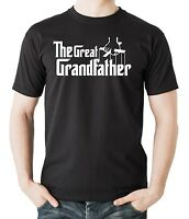 The Great Grandfather T Shirt Gift For Great Grandpa Tshirt Shirt Tee