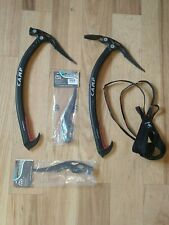 CAMP Awax Ice Tools set of two with extra picks Adze  Axe