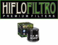 HIFLO OIL FILTER FILTRO OLIO BENELLI 899 TNT T / S / K 2008-2015