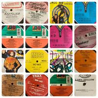 80s 90s Trance Breakbeat House Music Vinyl Lot Of 15 Records Beats Breaks Dance