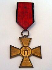 SERBIAN  MILITARY ORDER , MEDAL , CROSS . 1913 .