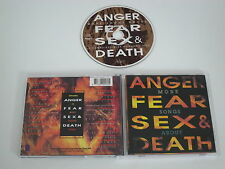VARIOUS/MORE SONGS ABOUT ANGER, FEAR, SEX & DEATH(EPITAPH '86402 2) CD ALBUM