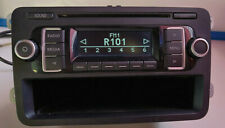 Autoradio Originale VW Skoda RCD 210 MP3 Panasonic x Golf Polo Caddy ecc.