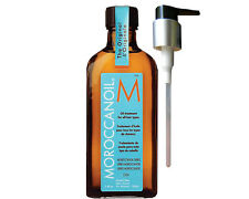 Moroccan Oil Hair Treatment 100ml , all hair types With Pump