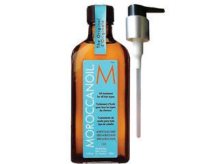 Moroccan Oil Hair Treatment 100ml , all hair types With Pump