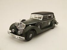 RIO 1:43  handmade From Italy Mercedes-Benz 770 - U.S. Army 1945 RIO4154