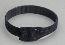 "Velcro One-Wrap Ties for Cables 8"" x 3/4"" - Black - 10 Wraps"
