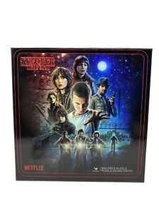 Stranger Things Jigsaw Puzzle - 500 Piece Puzzle Brand new Factory sealed box