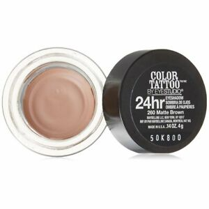 (Lot Of 2)  Maybelline Color Tattoo  - PLEASE SELECT SHADE FROM MENU