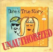 Unauthorized by Dave's True Story (CD, Feb-2000, Chesky Records)