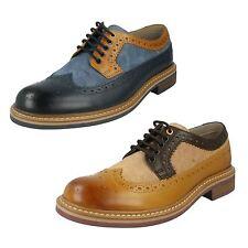 Clarks Textile Formal Shoes for Men