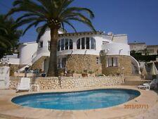 Urlaub, Villa in Moraira mit Pool, 4 Pers. 2 Wochen f. 1400 Euro zur Miete
