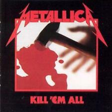 Metallica : Kill 'Em All CD (2007)