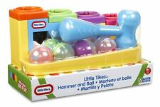 Little Tikes Hammer and Ball Play Set Preschool Toy 9+ Months NEW