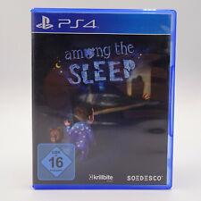 Among the Sleep Sony Playstation 4 PS4 Spiel Game In Begleitung deines Teddybärs
