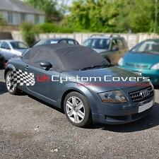AUDI TT SOFT TOP ROOF HOOD HALF COVER 2000-2006 136