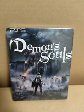 Demon´s Souls - Steelbook - Custom - Neu/new - NO GAME - kein Spiel
