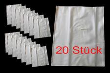20x Tüte groß Schlauchtüten Sack PVC Transport Lagertüte DDR riss & reißfest
