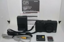Ricoh GR DIGITAL III 10.0MP Digital Camera w/SD 8GB  [Excellent+++]