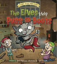 THE ELVES HELP PUSS IN BOOTS - HARRISON, PAUL/ SUTCLIFFE, TIM (ILT) - NEW BOOK