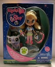 Littlest Pet Shop Blythe Doll B18 Postcard Hiking Trip LPS NIB
