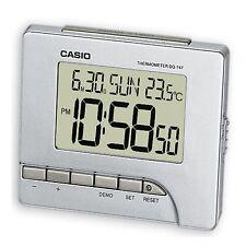 Casio DQ-747-8EF Bedside Snooze Alarm Clock Temperature
