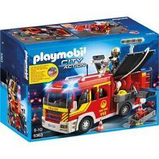 Playmobil 5363 Feuerwehr Feuerwehrauto LKW NEU OVP