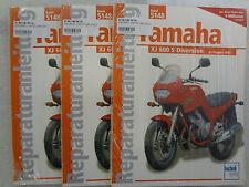 Reparaturanleitung ,Werkstattbuch, YAMAHA XJ 600 S DIVERSION, ab '93, Band 5148