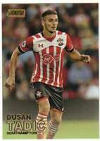 2016-17 Topps Stadium Club Premier League Gold Foil #36 Dusan Tadic