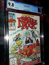 FRAGGLE ROCK 1 CGC 9.8  1985