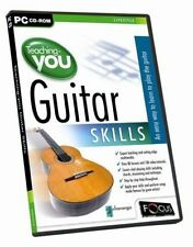 PC Software 02 Teaching-you Guitar Skills PAL Complete