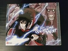 Naruto TCG/CCG Set 22: Weapons of War sealed Booster Box