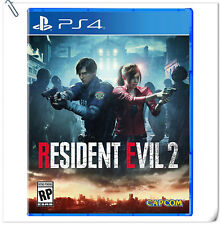 PS4 Resident Evil 2 Sony PlayStation Capcom Action Games