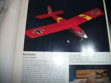 Bauplan und Anleitung - Box Fly 20 S von Simprop !!!!!!