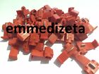 RUBACORRENTE Rosso Derivazione a T Serra cavo 100 pz