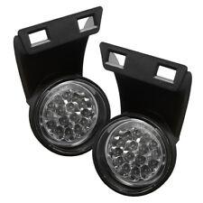 Dodge 94-01 Ram 1500/2500/3500 LED Bumper Fog Lights w/ Wire+Switch Full Set
