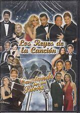 Los Reyes De La Cancion Cantando Por Un Sueno  DVD NEW SEALED