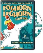 Looney Tunes Super Stars Foghorn Leghorn and & Friends New DVD R4
