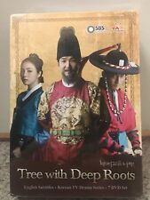 Tree with Deep Roots/(YA Entertainment Korean Drama - Complete Series)