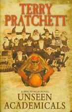 Unseen Academicals: (Discworld Novel 37),Terry Pratchett
