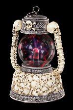 Bola de plasma calavera farol-plasma pelota Fantasy Gothic decorativas lámpara de plasma