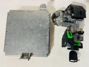 04-05 Honda Civic 1.7 Ignition Lock Switch With key ECU PCM ECM Automatic OEM