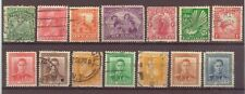 New Zealand, Issues of 1898 - 1941, Used, OLD